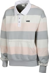 Vans Women's Pastel Polo Fleece - high rise