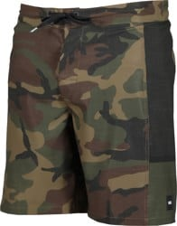 Vans Side Bar Boardshorts - black/camo
