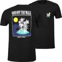 Vans Deserted T-Shirt - black