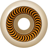 Spitfire Formula Four OG Classic Skateboard Wheels - white/orange (99d)