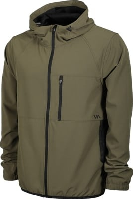 RVCA Yogger II Windbreaker - olive - view large
