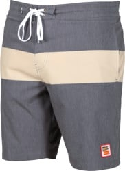 Dark Seas Greenwich Boardshorts - navy/khaki