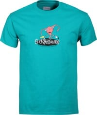 Frog F.S. Designs Chris Milic T-Shirt - teal