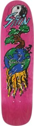 Polar Skate Co. Sanbongi Bonzai Ride 8.625 P9 Shape Skateboard Deck - pink