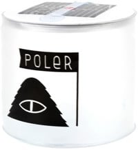 Poler Inflatable Solar Lamp - clear