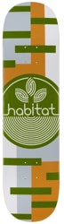 Habitat Modernist Leaf Dot 8.0 Skateboard Deck