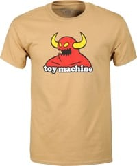 Toy Machine Monster T-Shirt - ginger