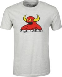 Toy Machine Monster T-Shirt - oat heather