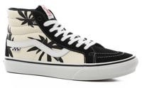 Vans Skate Sk8-Hi Reissue Shoes - (jeff grosso)'88 black/palms
