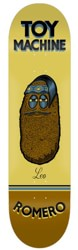 Toy Machine Romero Pen N Ink 8.38 Skateboard Deck