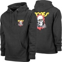 Powell Peralta Ripper Hoodie - charcoal heather