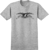 Anti-Hero Kids Basic Eagle T-Shirt - ash/black