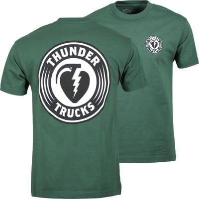 Thunder Charged Grenade T-Shirt - dark green - view large