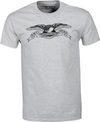Anti-Hero Basic Eagle T-Shirt - ash/black