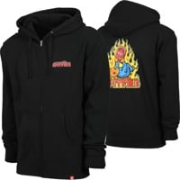 Spitfire Demonseed Zip Hoodie - black/multi-color