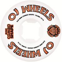 OJ Original Mini Combo Skateboard Wheels - team line (101a)