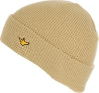 Krooked OG Bird Beanie - cream
