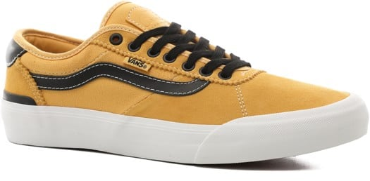 Vans Chima Pro 2 Skate Shoes - gold/black - view large