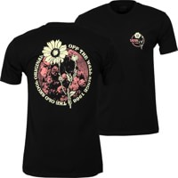 Vans Pulling Weeds T-Shirt - black