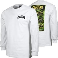 Creature Wicked Tales L/S T-Shirt - white