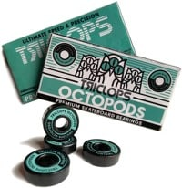 Triclops Octopod Abec 7 Skateboard Bearings