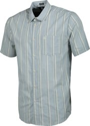 Volcom Maiberger S/S Shirt - cool blue