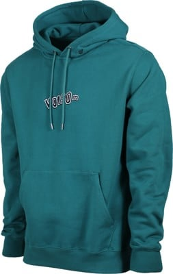 Volcom Stone Supply Hoodie - spruce green - view large