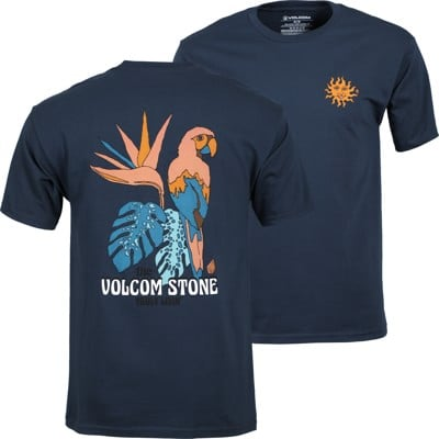 Volcom Picaroon T-Shirt - navy - view large