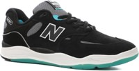 New Balance Numeric 1010 Skate Shoes - black/turquoise