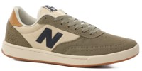 New Balance Numeric 440 Skate Shoes - olive/cream