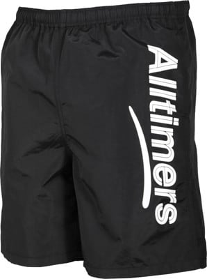 Alltimers Swim Boardshorts - black - view large