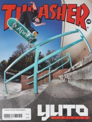 Thrasher June 2021 Skate Magazine