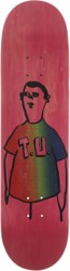 Transportation Unit Party Shirt 8.25 Skateboard Deck - pink