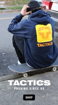 Tactics Clothing