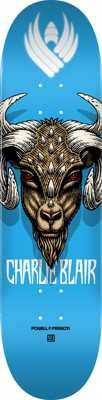 Powell Peralta Blair Goat 2 8.0 242 Shape Skateboard Deck - view large