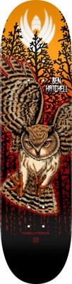 Powell Peralta Hatchell Owl 2 8.25 248 Shape Skateboard Deck - view large