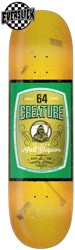 Creature Malt Sliquor 8.8 Everslick Skateboard Deck