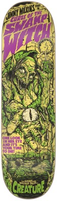 Creature Wilkins Wicked Tales 8.8 Skateboard Deck - view large