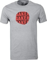 Baker Core T-Shirt - athletic heather