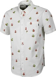 Dark Seas Jubilee S/S Shirt - white