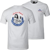 Loser Machine LMC X PBR Coaster #2 T-Shirt - white