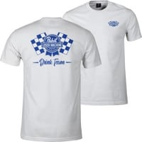 Loser Machine LMC X PBR Drink Team T-Shirt - white