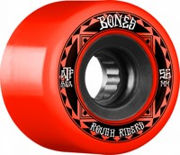 Bones ATF Rough Riders Cruiser Skateboard Wheels - runners red (80a)