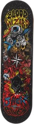 Blood Wizard Given Space Riff 8.5 Skateboard Deck