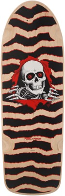 Powell Peralta OG Ripper 10.0 Wheel Wells Skateboard Deck - natural - view large