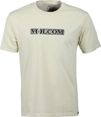 Volcom Blatter T-Shirt - off white - view large