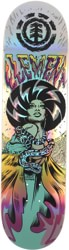 Element Lamour Queen 8.5 Skateboard Deck