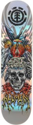 Element Lamour Skull 8.25 Skateboard Deck