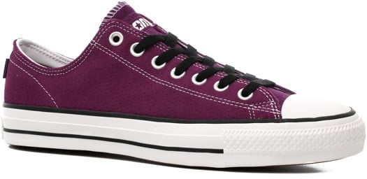 Converse Chuck Taylor All Star Pro Skate Shoes - nightfall violet/black/white - view large