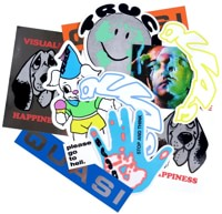 Quasi Q Sticker 8-Pack